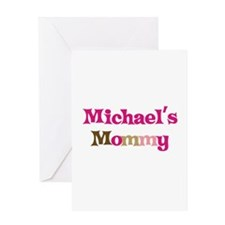 Michael's Mommy Greeting Card