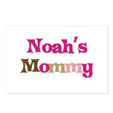 Noah's Mommy Postcards (Package of 8)