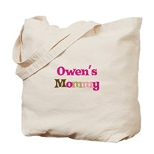 Owen's Mommy Tote Bag