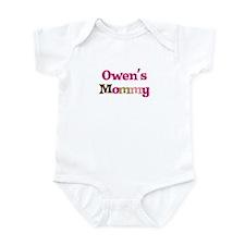 Owen's Mommy Infant Bodysuit