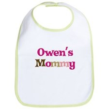 Owen's Mommy Bib
