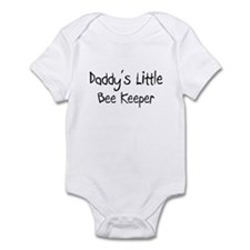 Daddy's Little Bee Keeper Infant Bodysuit