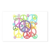 Peace sign Postcards (Package of 8)