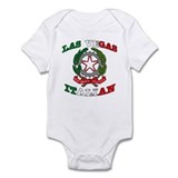 Las Vegas Italian Infant Bodysuit
