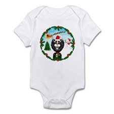 TakeOff1-BWC Cat Infant Bodysuit