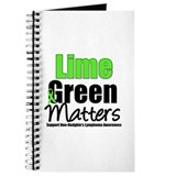 Lime Green Matters Journal