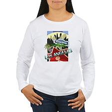 Rodeo Drive LA Women's Long Sleeve T-Shirt