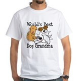 World's Best Dog Gramma Shirt