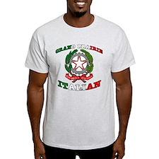 Grand Prairie Italian T-Shirt