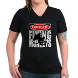 Kansas - Danger, Flying Monkeys! Shirt