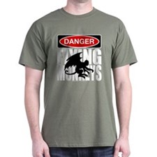 Kansas - Danger, Flying Monkeys! T-Shirt