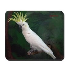 Unique Cockatoo Mousepad