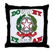 Downey Italian Throw Pillow