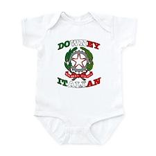 Downey Italian Infant Bodysuit
