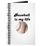 BASEBALL IS MY LIFE Journal