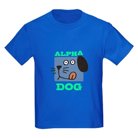 Alpha Dog Kids Dark T-Shirt