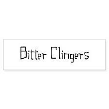 Bitter Clingers Bumper Sticker (50 pk)