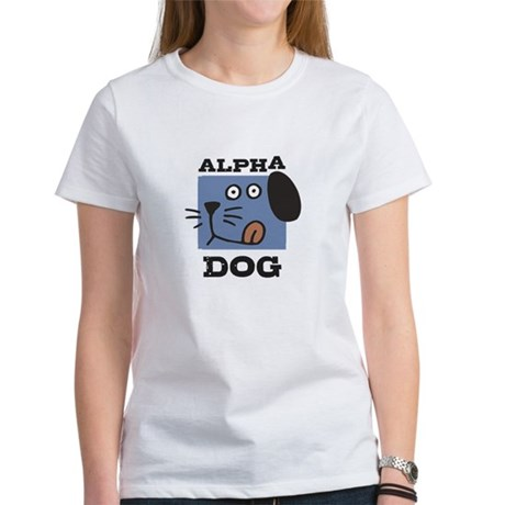 Alpha Dog Women's T-Shirt