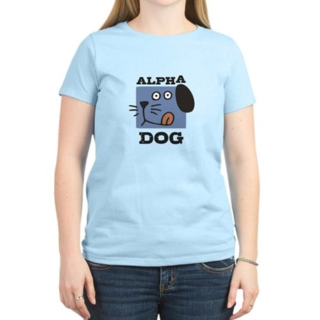 Alpha Dog Women's Light T-Shirt