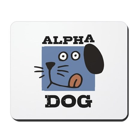 Alpha Dog Mousepad