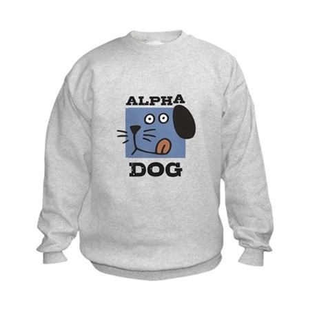 Alpha Dog Kids Sweatshirt