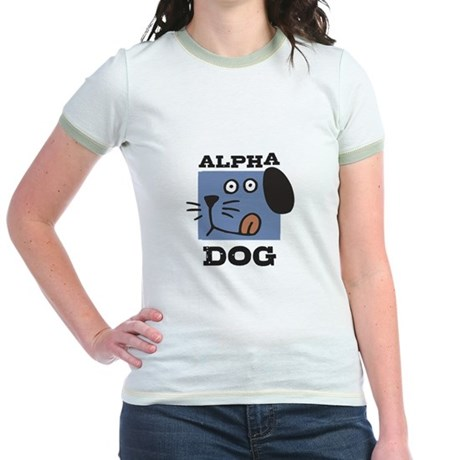 Alpha Dog Jr. Ringer T-Shirt