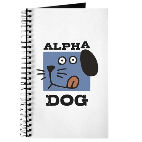 Alpha Dog Journal