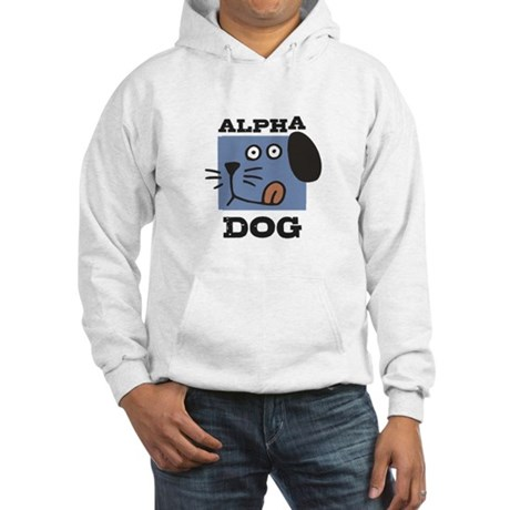 Alpha Dog Hooded Sweatshirt