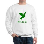 Green Dove Sweatshirt
