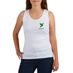 Green Dove Women's Tank Top