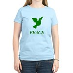 Green Dove Women's Light T-Shirt