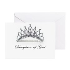 Cute Bible women Greeting Cards (Pk of 20)