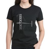 Golden Gate Faded Tee