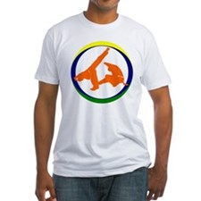 Fitted Capoeira Syracuse T-Shirt