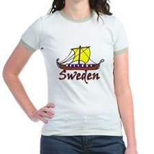 Viking Boat -1- Sweden T