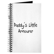 Daddy's Little Armourer Journal