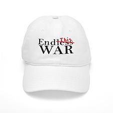 End This War Baseball Cap