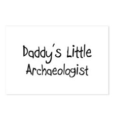 Daddy's Little Archaeologist Postcards (Package of