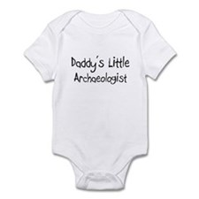 Daddy's Little Archaeologist Infant Bodysuit