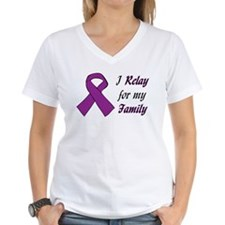 Relay for my Family Shirt