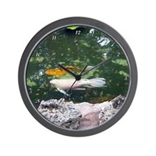 Cool Koi Wall Clock