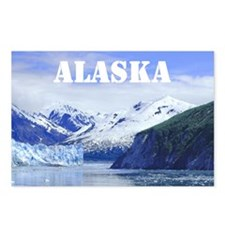 Beautiful Scenic Alaska Postcards (Package of 8)