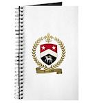 ARCENEAUX Family Crest Journal