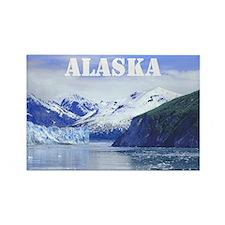 Beautiful Scenic Alaska Rectangle Magnet