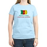 Happy Cameroon Grandma T-Shirt