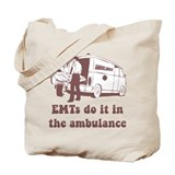 EMT Ambulance Tote Bag