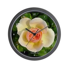 Abraham Wall Clock