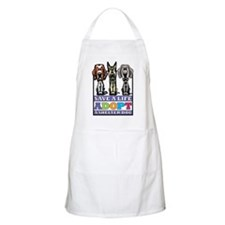 Adopt a Shelter Dog BBQ Apron