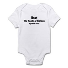 Funny Finances Infant Bodysuit