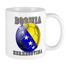 Bosnian football players Mug